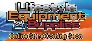 Lifestyle Equipment & Supplies Banner.